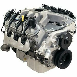 Chevrolet Performance 19370412 Ls376 515 376ci 6 2l Engine 533 Hp 6600 Rpm 477