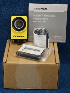 New Sealed Cognex Is7402 11 Is740201 In sight Machine Vision Camera Patmax