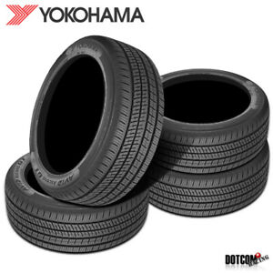 4 X New Yokohama Avid Ascend Gt 215 60r16 95v Tires