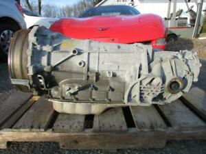 2011 C6 Corvette Automatic Transmission W Differential Carrier 2 56 Opt Gm8