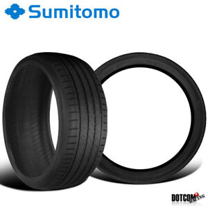 2 X New Sumitomo Htrz5 285 35zr18 101y Xl Tires