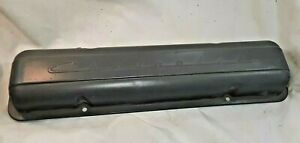 Small Block Chevy Valve Cover With Chevrolet Script 530ch