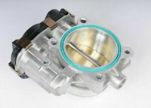 Fuel Injection Throttle Body Assembly Acdelco Gm Original Equipment 217 3108