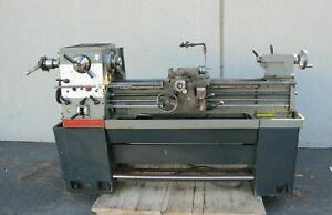 Clausing Colchester Engine Lathe 13 X 40 Geared Head 5c Collet Closer