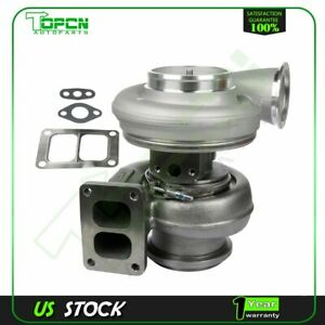 For Borg Warner Airwerks S400sx4 Turbo 75mm T6 Twin Scroll 1 32 A R 500 1050hp