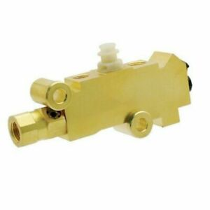 Acdelco Gm Disc drum Brake Brass Proportioning Valve Pv2 Universal