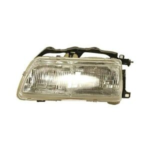 For Honda Civic 1990 1991 Replace Ho2502102 Driver Side Replacement Headlight
