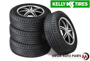 4 Kelly Edge A s 205 60r16 92v All Season Traction Tires W 55k Mile Warranty