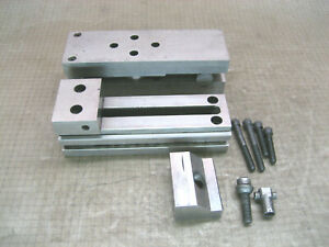 Miro Precision Sine Vise Parts 2 Jaw Cap 3 Machinist Surface Grinder Tool 897