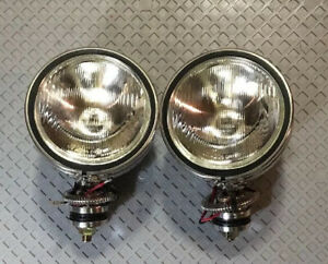 Red Tag Mark Down Sale Original 130 Watt Driving Lights kc Daylighter 635