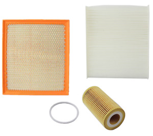 Air Filter Oil Filter Ac Cabin Filter Kit Volvo C30 C70 S40 V50 2004 2013