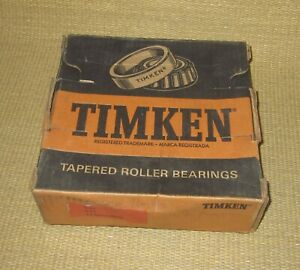 Timken Tapered Roller Bearings new nos 936 932 Bearing Cone cup