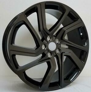 22 Wheels For Land Rover Discovery Lr3 Lr4 22x9 5