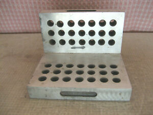 Vtg Large Angle Plate Block 8 x7 x5 1 2 For Grinding Machinist Tool 26 Lbs 912x
