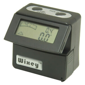 New Wixey Wr365 Digital Angle Gauge And Level