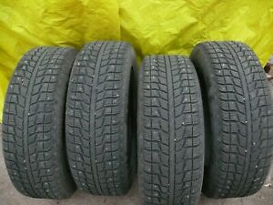 4x Federal Himalaya Ws 2 Studded 195 65r15 Tires Make An Offer