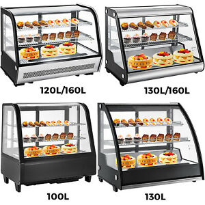Countertop Bakery Display Case Commercial Refrigerated Display With Auto Defrost