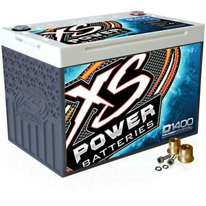 Xs Power D1400 D Series Agm Battery