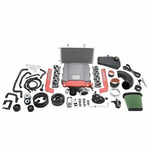 Edelbrock 15711 E force Stage 2 Supercharger Kit 2014 2016 Corvette Stingray Lt1