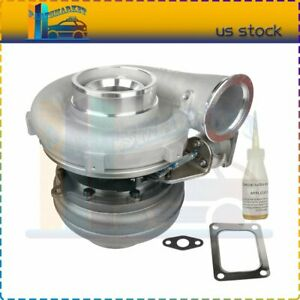 Turbocharger Turbo For Garrett For Detroit Diesel 60 Series 14l 752389 5005