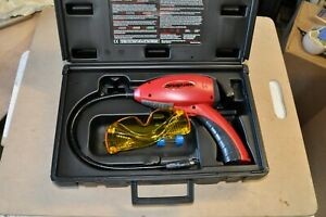 Snap on Act755 Electronic Leak Detector W Uv Blue Light