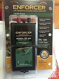 Dare Enforcer Low Impedance Electric Fence Energizer De 120 60 Hz 6w