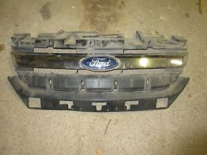 Ford Fusion 2010 2011 2012 Front Grill Grille Oem