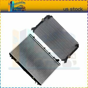 4345 1746 Ac Condenser radiator Assembly For 1994 Toyota Camry 3 0l