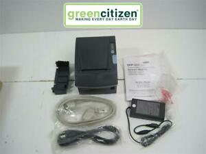 Samsung Srp 350pg Bixolon Pos Thermal Receipt Printer Parallel With Adapter
