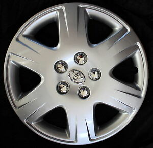 One Replacement 15 Fits Toyota Corolla 2005 2006 2007 2008 Hubcap 422 Aa