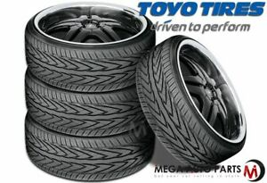 4 Toyo Proxes 4 255 35zr22 99w All season Ultra High Performance Uhp Tires