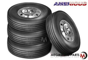 4 Americus Ap2000 245 70r19 5 135 133l H 16 Commercial Steer all Position Tires