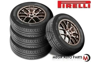 4 Pirelli P4 Four Season Plus P205 55r16 91t All Season Touring Performance Tire