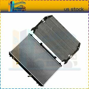 4811 1909 Ac Condenser radiator Assembly For 1997 Toyota Camry 2 2l