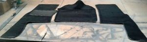 1952 52 1953 53 1954 54 1955 55 1956 56 1957 Willys Wagon Carpet 3 Piece Front