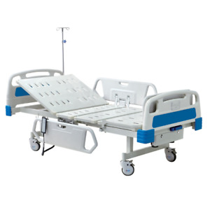 Hospital Bed Medical Furniture Automatic And Manually 2 Function