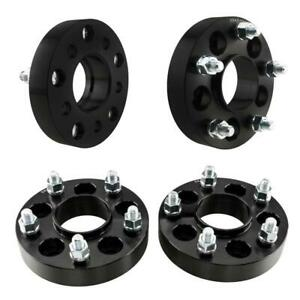 5x4 5 To 5x5 1 25 Hub Centric Wheel Spacers Adapters 1 2x20 For Jeep Liberty 4