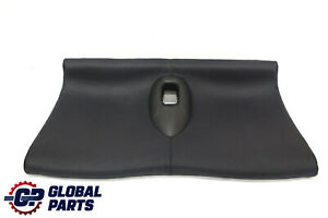 Bmw Mini Cooper S R53 Rear Seat Back Bench Sofa Base Cover Fabric Leather