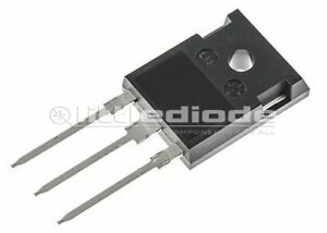 C4d30120d Dual High Voltage Sic Schottky Diode Common Cathode 1200v 8