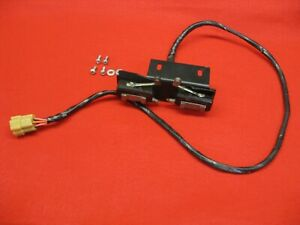 Corvette Convertible Power Top Switch Assembly 1957 1958 1959 1960 1961 1962