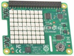 Raspberry Pi Sense Hat Sense Inertial Measurement Unit imu 11 Dof Hat For R