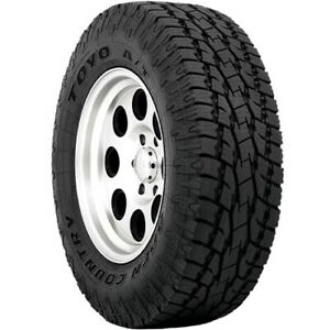 Lt255 65r18 Toyo Open Country At2 All Terrain Tire 120 117s 2556518