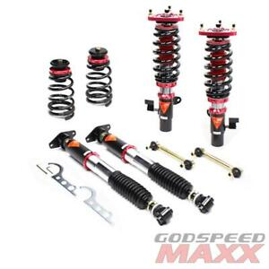 For Mazdaspeed3 07 09 Maxx Coilovers Suspension Lowering Kit Adjustable