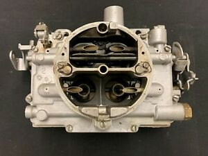 1966 1967 Plymouth Dodge 383 440 Carter Afb Carburetor 4131s Automatic