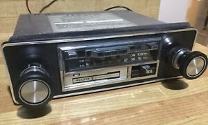 Vintage Audiovox Cassette Car Stereo Tape Deck Player Am Fm Radio Cas 310
