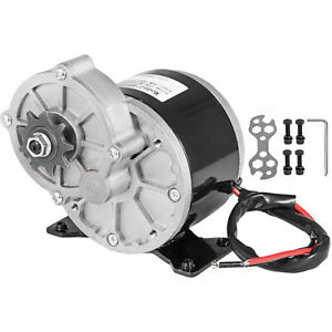 250w Dc Electric Motor 12v 2700rpm Gear Ratio 9 7 1 Skateboard E scooter Razor