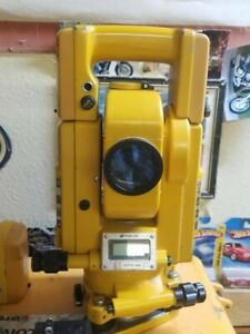 Topcon Total Station Surveying Equipment