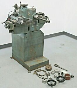 Van Norman 204 Disc And Drum Brake Lathe W Tooling Adapters