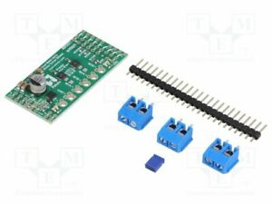 Pololu 2519 Module Dc motor Driver Shield Application Arduino Pwm