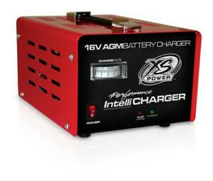 Xs Power Battery 1004 Battery Charger Agm Intellicharger 16v 20 Amp